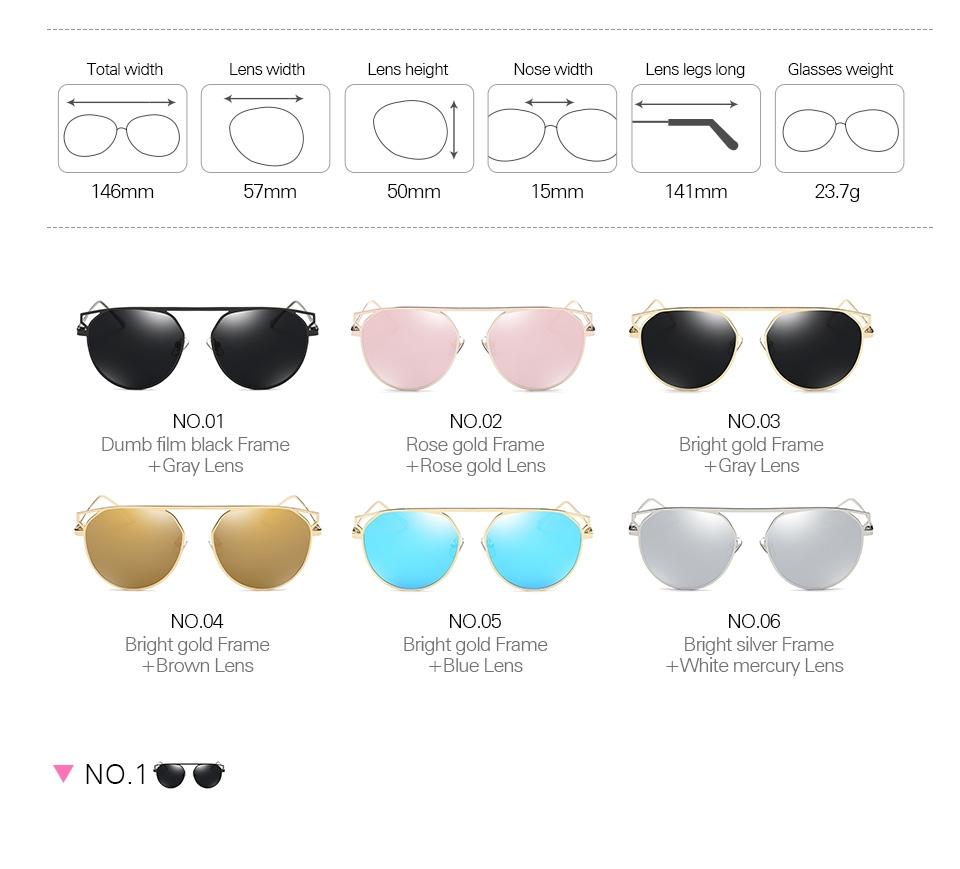 """Солнцезащитные поляризованные очки """"кошачий глаз"""" с металлическими бровями (в наличии черные глянец и золотое зеркало) - 2"""