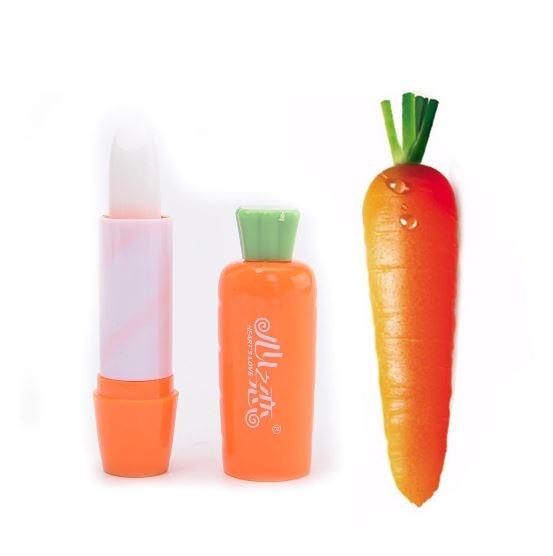 Бальзам для губ с аромамаслами Морковь - 2