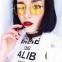 Солнцезащитные очки-прямоугольники с тонкой металлической оправой (в наличии зеленые) - 14
